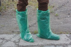 One-use overshoes